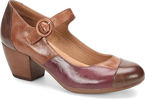Comfortiva Alora Tan Multi Montana Women's Shoes