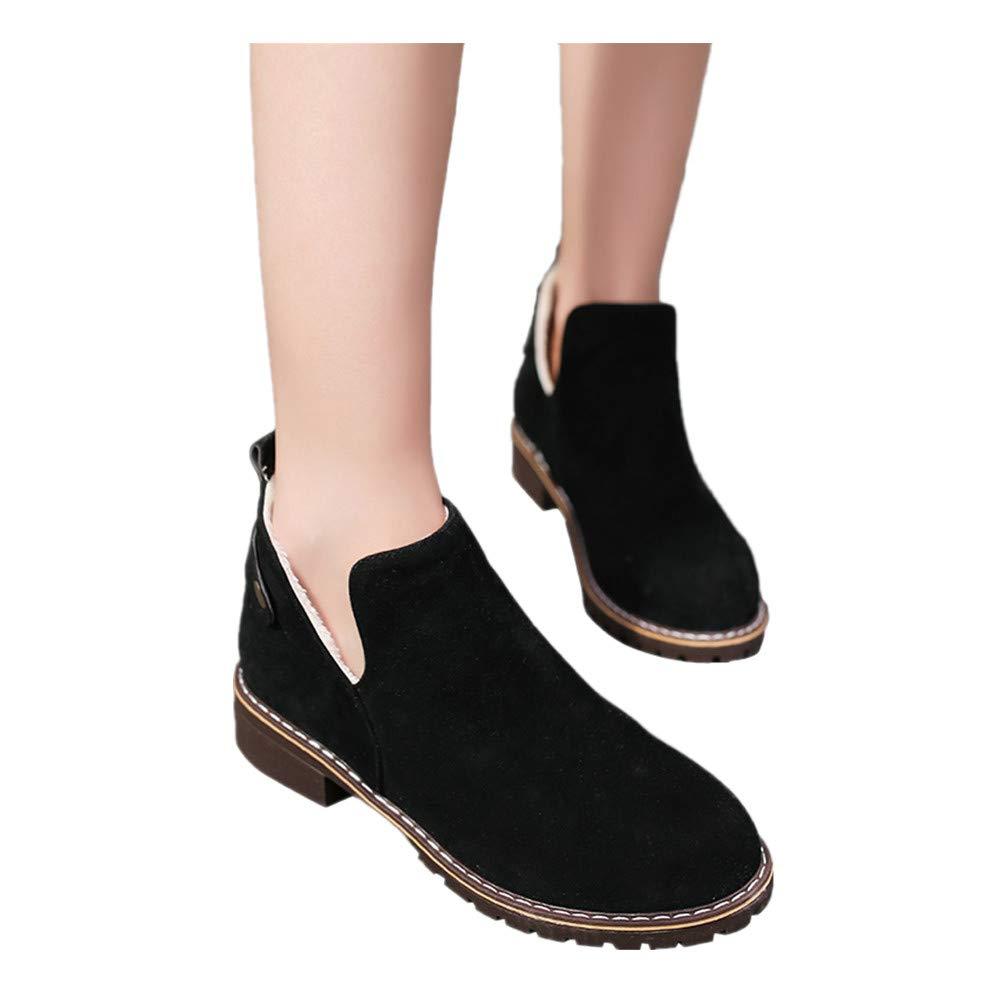 Kinrui Women Shoes DRESS レディース B07J4JZQY6 US:7.0|ブラック ブラック US:7.0