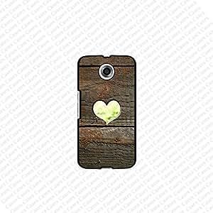 Krezy Case Google Nexus 6 Case, Wood Print google nexus 6 case, Nexus 6 Case, Cute nexus 6 case, Cute Google nexus 6 case, nexus 6 cover(Not a real wood)