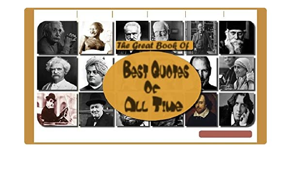 com the great book of best quotes of all time ebook abhi