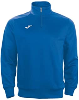 Joma Winner Sweatshirt Pullover Zip Top gelb schwarz günstig