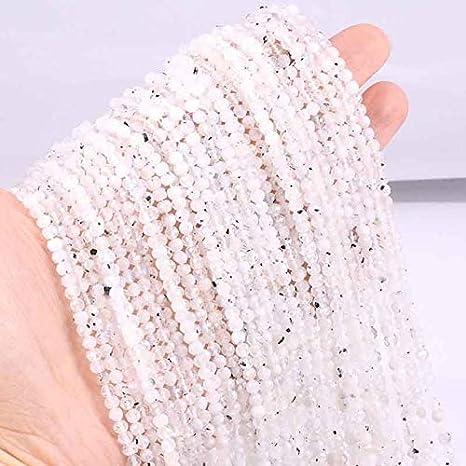 Bellas Crystal, Natural bolas de piedra turmalina Sapphire 2 3 4 5 Mm flojo de los granos facetas, pequeños cristales de Cuentas de piedras naturales y piedras curativas a granel for la joyería DIY pu