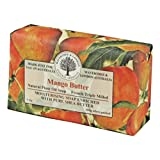 Gomangos Fashion Wavertree & London French Triple Milled Mango Butter Moisturizing Soap