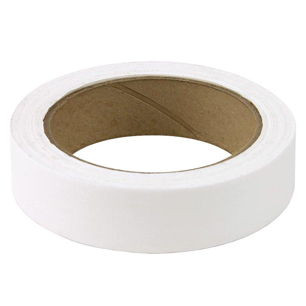 """BookGuar 4/"""" Black Colored Premium-Cloth Book Binding Repair Tape15 Yard Roll"""