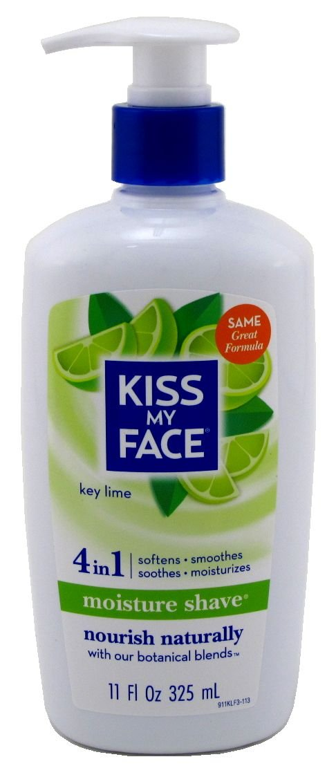 Kiss My Face Shave Moist Key Lime
