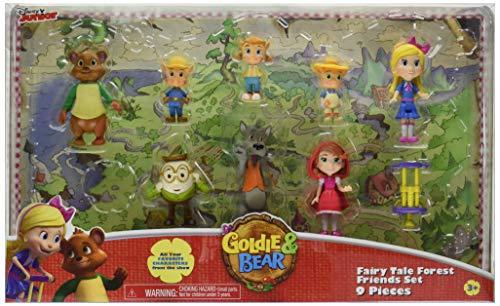 Pig Pogo (Goldie & Bear Fairy Tale Forest Friends Set, Multicolor)