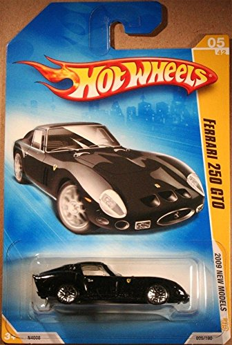 Hot Wheels 2009 Ferrari 250 GTO 05/42 (1962 Ferrari 250 Gto)