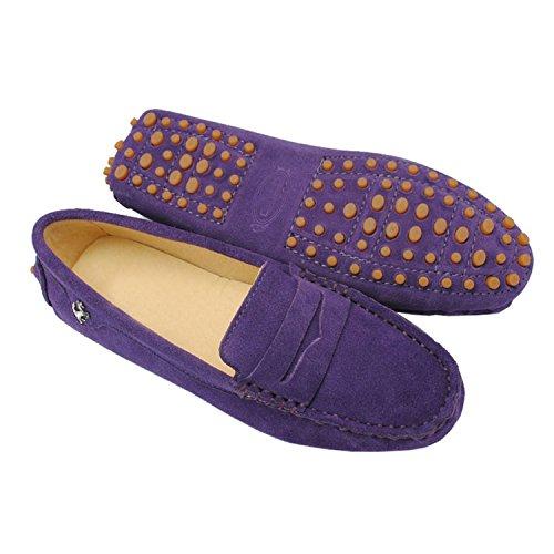 clair fermé femme Bout violet Minitoo FZqYI6w