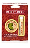 Burt's Bees A Bit of Burt's Bees Holiday Gift Set – Coconut & Pear Lip Balm and Lemon Butter Cuticle Cream