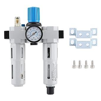 Regulador de presión, HC-1/4-MINi Válvula reductora de aire ...