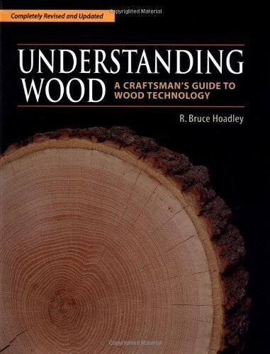 Understanding Wood: A Craftsman's Guide to Wood Technology by R. Bruce Hoadley 1st (first) edition [Hardcover(2000)]