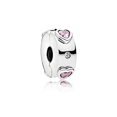 Pandora Women Silver Bead Charm - 796591fpc R2WovzzRe