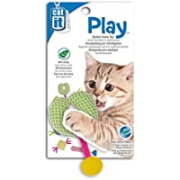 Catit 53065 Dental Chew Toy with Cnip, Ring, 7cm