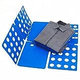 Blue T-Shirt Clothes Folder Large Magic Fast