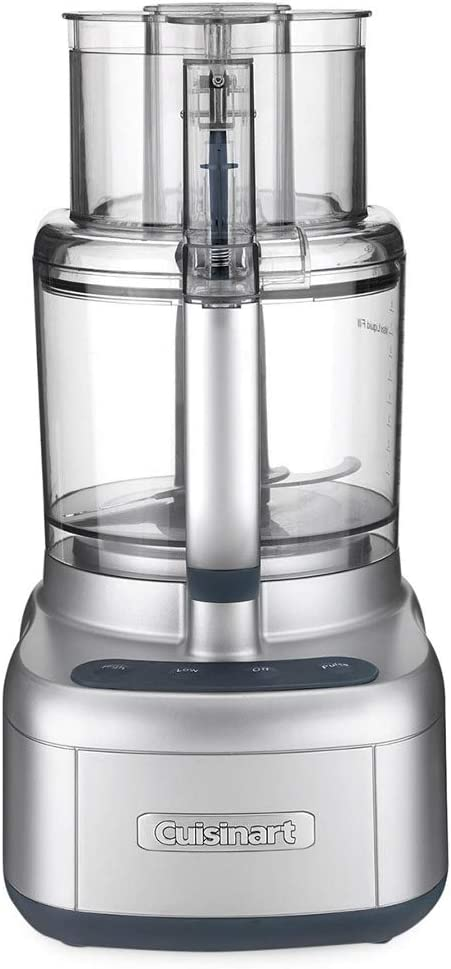 Cuisinart FP-11SV Elemental Food Processor, Silver