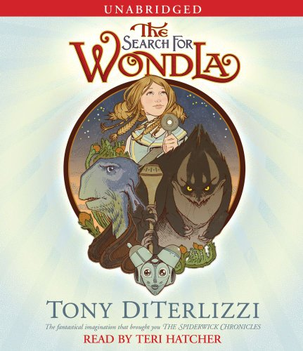 The Search for WondLa (Search for Wondla (Audio))