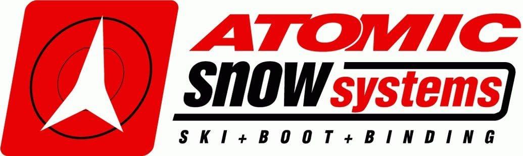 Atomic Ski Hochwertigen Auto Autoaufkleber 15 X 8 Cm Küche Haushalt