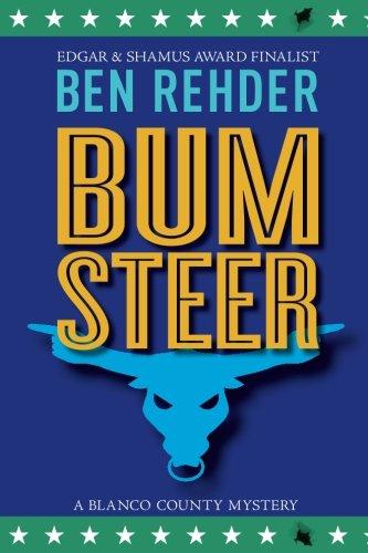 Bum Steer (Blanco County Mysteries) (Volume 9)