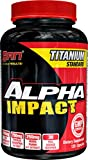 SAN Nutrition Alpha Impact Athletic Enhancing & Libido Elevating Supplement, 120 Count For Sale