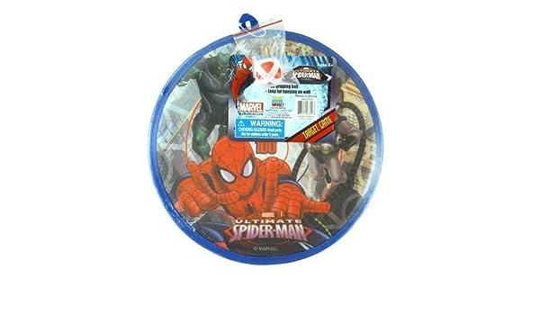 Ultimate Spiderman 11 velcro Dart juego con una bola (2 juegos ...