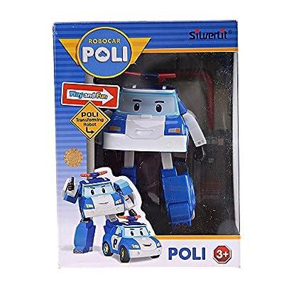 Robocar Poli Transforming Robot Toy: Toys & Games