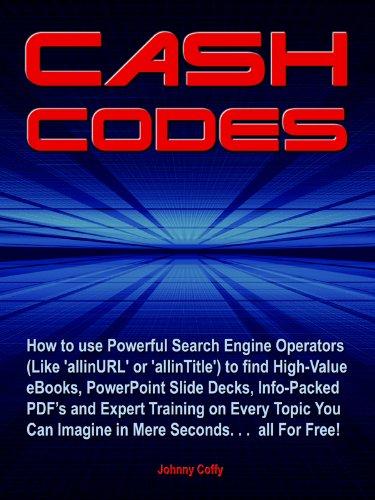 Cash Codes (English Edition)