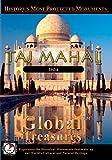 Global Treasures - Taj Mahal - India