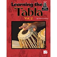 Learning the Tabla, Volume 2 (Book + Online Audio)