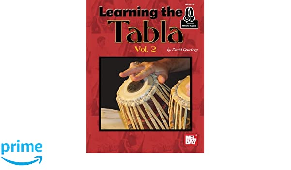 Learning the Tabla Sheet Music Book /& Audio Learn How To Play Method Hand Drum