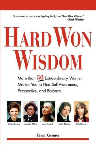 - Hard Won Wisdom