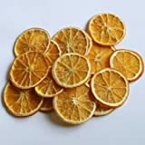 30 Dried Oranges Slices FOR Wreaths Home Deco Christmas Parties Celebrations Crafts by Petals and Buds