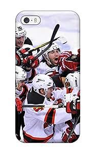 New New Jersey Devils (59) Tpu Case Cover, Anti-scratch XobBaFL1763AjleZ Phone Case For Iphone 5/5s