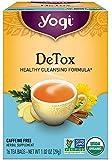 Yogi Herbal Tea Bags, Detox 16 ea ( pack of 3)