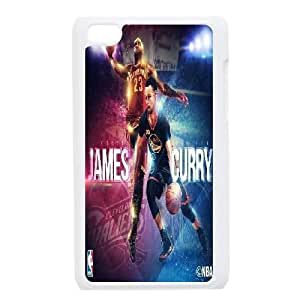 Personalized iPod Touch 4 Phone Case, Customized iPod Touch 4 Cover Case - Stephen Curry