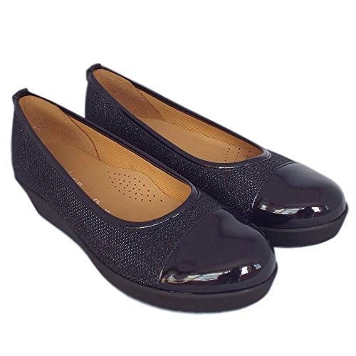 Feuillet Orient 26 Womens Gabor Shoes Casual Nightblue 6vPvwgd