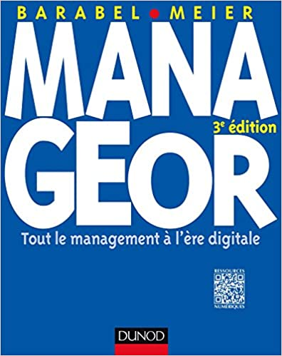 Livres gratuits Manageor - 3e édition - Tout le management à l'ère digitale pdf, epub