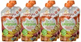 Happy Tot Organic Stage 4 Baby Food Love My