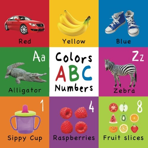 Download Colors, ABC, Numbers (Engage Early Readers: Children's Learning Books) PDF