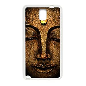 Golden stone Buddha Cell Phone Case for Samsung Galaxy Note3