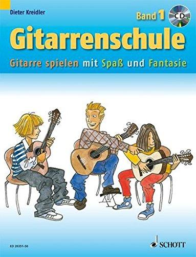 Gitarrenschule Band - Gitarrenschule Band 1