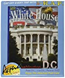 Best Ultimate IronOn The White House Travel Collectable Souvenir Patch - National Parks & Monuments Souvenir Postcard Type Quality Photos Graphics - The White House