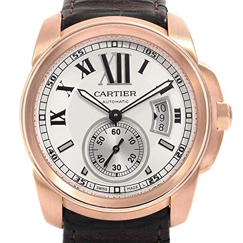Cartier-Calibre-de-Cartier-Automatic-self-Wind-Male-Watch-W7100009-Certified-Pre-Owned