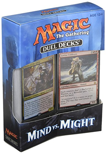 Magic: the Gathering MTG 2017 Duel Decks Mind Vs Might - 120 cards
