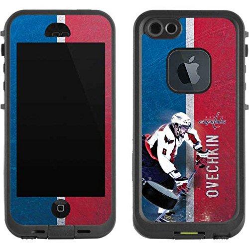 NHL Washington Capitals LifeProof Fre iPhone 5/5s/SE Skin - Alexander Ovechkin Capitals Action Shot Vinyl Decal Skin For Your Fre iPhone (Ovechkin Washington Capitals Photo)