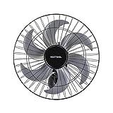 Ventilador Osc Parede Turbo, Ventisol, Preto 50cm
