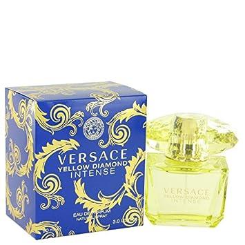 Amazoncom Yellow Diamond Intense By Versace 30 Ounce 90 Ml Eau