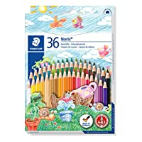Lápices de colores Staedtler, 36 colores (144ND36)