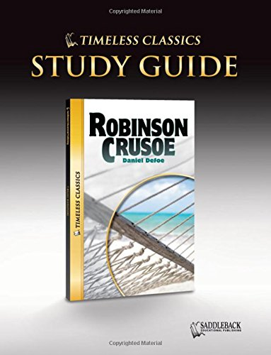 Download Robinson Crusoe Study Guide (Timeless) (Timeless Classics) PDF