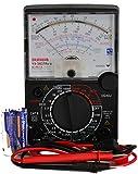 Tekpower 8-Function 19-Range Analog Multimeter, YX360-TRE-B by Tekpower