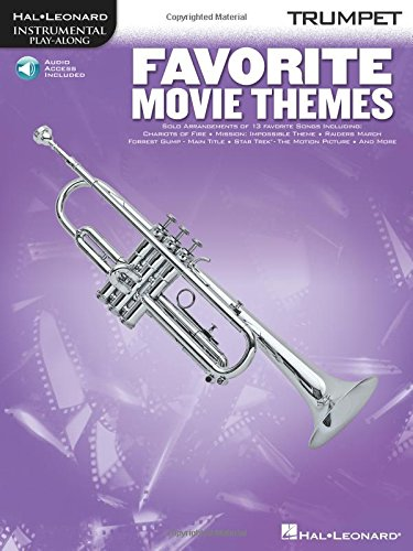 Favorite Movie Themes: for Trumpet